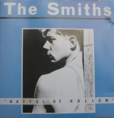 """The Smiths """"hatful Of Hollow"""" Rare Aust 1984 Cd Rough Trade/festival As New"""
