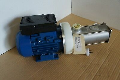 MONO /  PROGRESSIVE CAVITY PUMP SYDEX Italy S/Steel  240V FM154 all NEW