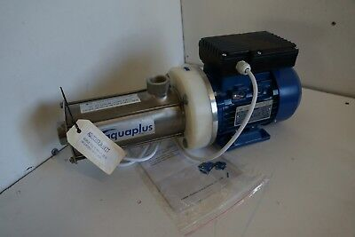 MONO /  PROGRESSIVE CAVITY PUMP SYDEX Italy S/Steel  240V FM253 all NEW
