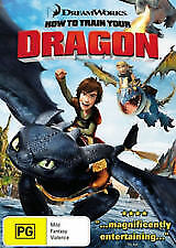 How To Train Your Dragon (DVD) LIKE NEW CONDITION FREE FAST POSTAGE