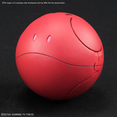 Haropla Haro Diva Red - Bandai Model Kit - Neuware