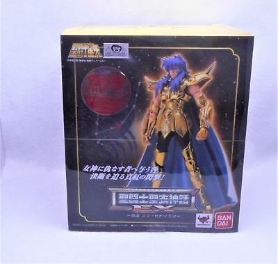 Saint Cloth Myth EX Scorpion Milo Figures with First Benefit bandai from japan