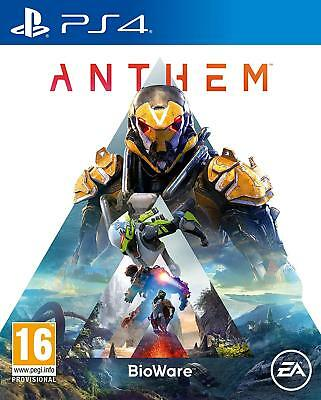 PREORDINE 22 FEBBRAIO 2019 ANTHEM per Playstation 4 PS4 22/02/2019