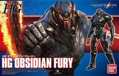 HG Obsidian Fury (Pacific Rim: Uprising) - Bandai Model Kit - Neuware