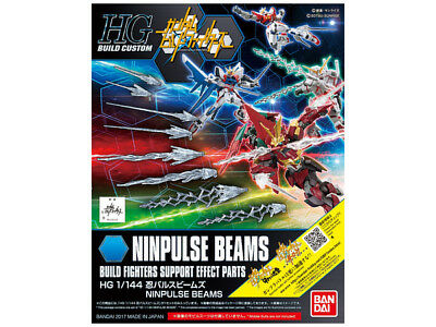 1/144 HGBC Ninpulse Beam - Bandai Model Kit - Neuware