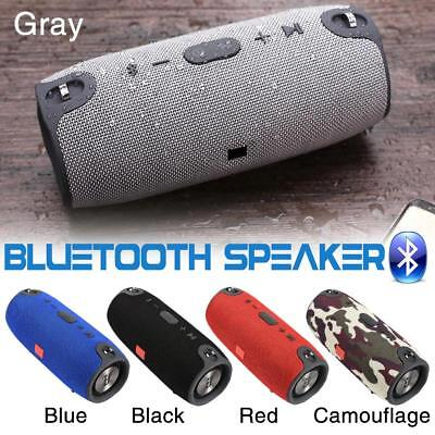 40W Wireless Bluetooth Speaker Waterproof Outdoor Mini Stereo USB FM Sound Radio