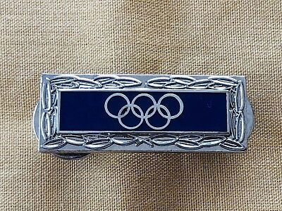 Vintage NSW Police: 2000 Olympics Citation. Metal Ribbon. Collectable & RARE.