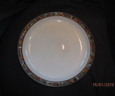 Denby Marrakesh Dinner Plate 26Cm (9 Available) Very Good Condition