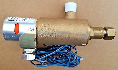 Spirax Sarco Safeguard High Limit Control HL10 with Microswitch 0731000