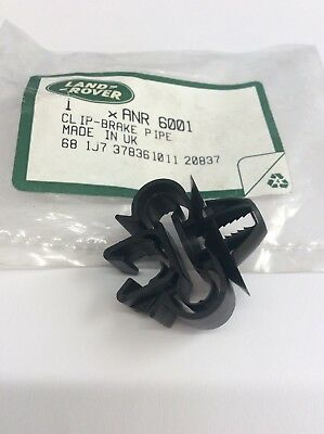 Genuine Land Rover Freelander 1 Brake Pipe Clip ANR6001