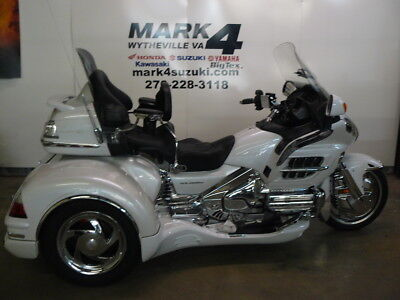 2008 Honda Gold Wing  2008 HONDA GOLD WING 1800