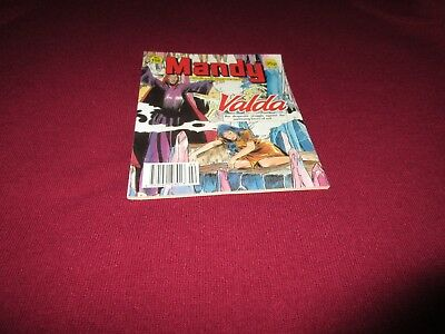 RARE MANDY PICTURE STORY LIBRARY BOOK from 1990's: never been read:ex condit!