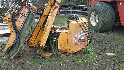 6 metre Flail Hedge Cutter linkage mounted 2001