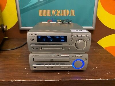Sharp MD-MX30 - Compact Disc Player CD Player