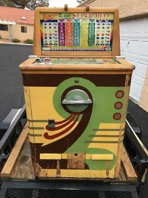 Keeney Bonus Super Bell Slot Machine