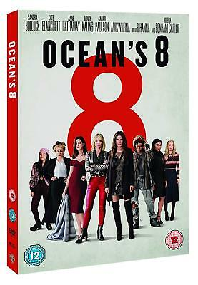 Ocean's 8 [2018] (DVD) NEW AND SEALED