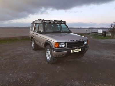 Landrover Discovery TD5 Auto 11 Months MOT