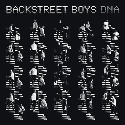 BACKSTREET BOYS - DNA - New CD Album - Released 25/01/2019