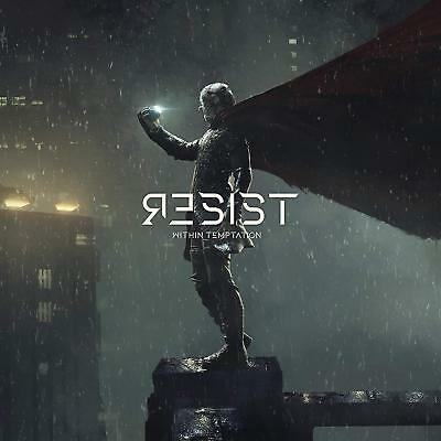 Within Temptation - Resist - New CD Album - Released 01/02/2019