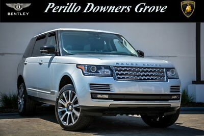 2015 Land Rover Range Rover Supercharged LWB 2015 Land Rover Range Rover for sale!