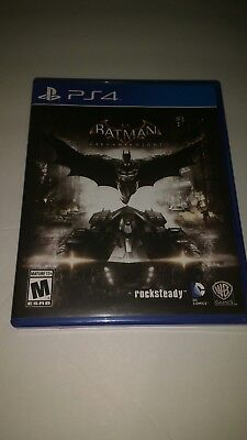 Batman Arkham Knight PS4 PlayStation 4 pre-owned