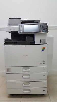 Ricoh Aficio MPC 3502 Copier/Printer/Scanner/Fax