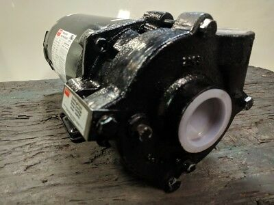 Dayton 1 HP Centrifugal Pump 2ZWP6A