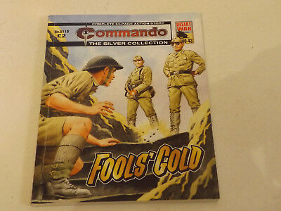 Commando War Comic Number 5110 !!,2018 Issue,super For Age,01 Year Old,v Rare.