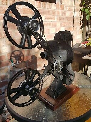 "9.5mm Pathescope ""200-B"" Projector Circa 1930's"