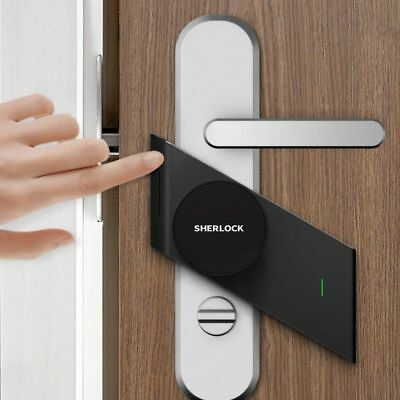 Sherlock S2 Smart Door Lock Home Keyless Lock Fingerprint + Password Work Electr