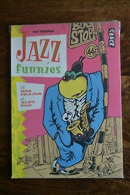 Jazz Funnies-Hunt Emerson NM