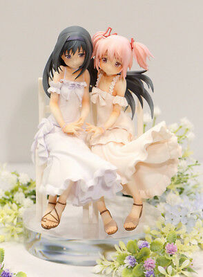 Puella Magi Madoka Magica Homura Garage Model Kit Statue Resin Figur Anime Manga
