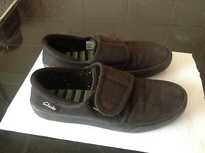 Clarks Childrens Pumps Shoes Size Uk13F In Good Clean Condition