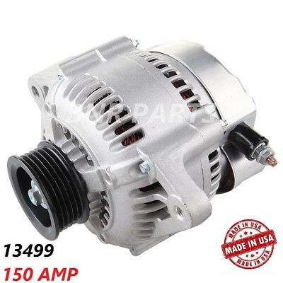 150 AMP 13499 ALTERNATOR TOYOTA CAMRY Celica High Output Performance HD NEW