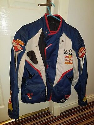Ktm Enduro  Medium Jacket Trail Riding Comp