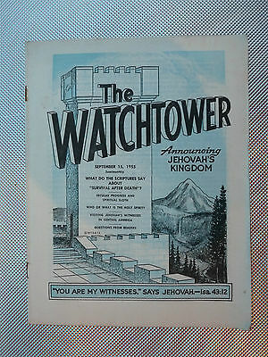 The Watchtower September 15 1955