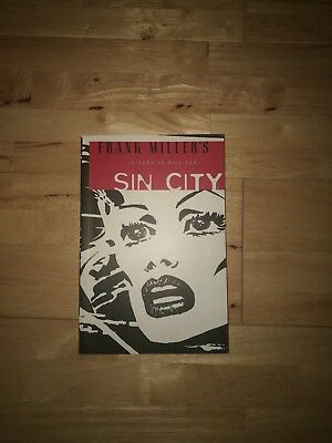 Sin City: A Dame To Kill For Graphic Novel