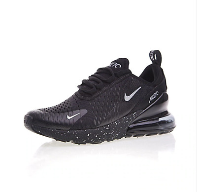Men's Nike Air Max 270 ALL BLACK Limited Edition (FREE SHIPPING)