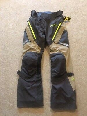 KLIM Womens Hi-Vis Artemis Motorcycle Pants