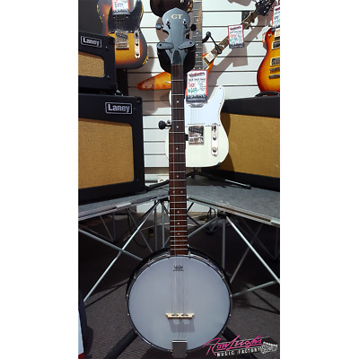 Gold Tone AC-1 5 String Open Back Banjo with Gig Bag