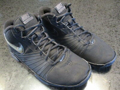 new style a2ef7 1e22c Nike Air Visi Pro 2 Men s Size 7.5 Basketball Shoes Sneakers Black High Top