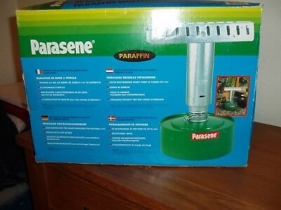 Parasene greenhouse heater
