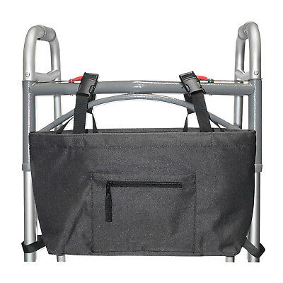 Royal Medical Solutions Cooler Tote Storage Bags for Walker, Scooter or Rollator