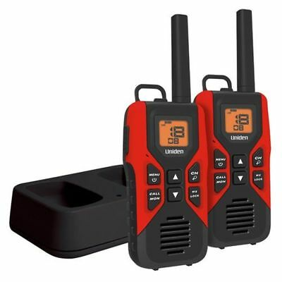 Uniden GMR3055-2CK 30 Mile FRS/GMRS Two-Way Radios with Charging Kit 2-Pack
