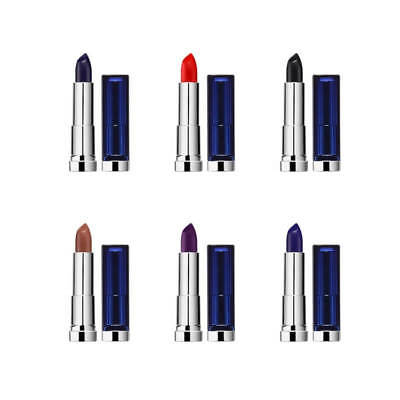 Maybelline Color Sensation Loaded Bold Lipstick Variety - Choose Your Shade