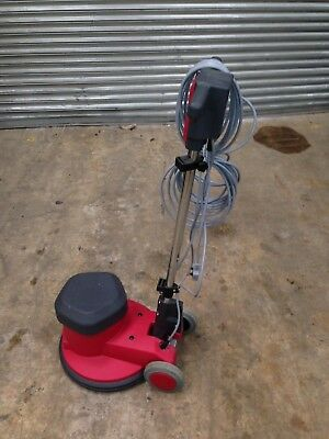 Rotary Floor Cleaner Cleanfix Power Disc Low Speed 160 RPM with pad driver