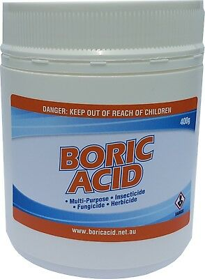 Boric acid powder - 400g
