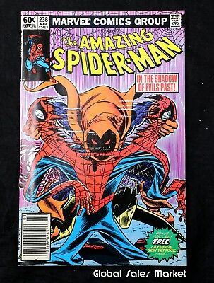 The Amazing Spider-Man Marvel Comics Stan Lee Comic Book No. 238 March 1983