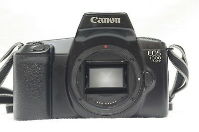 [Excellent] Canon EOS 1000 QD-P 35mm SLR Film Camera Body Only from Japan_305