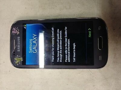 USED SAMSUNG GREATCALL Android Sm-G310R5 - Cell Phone Clean Esn